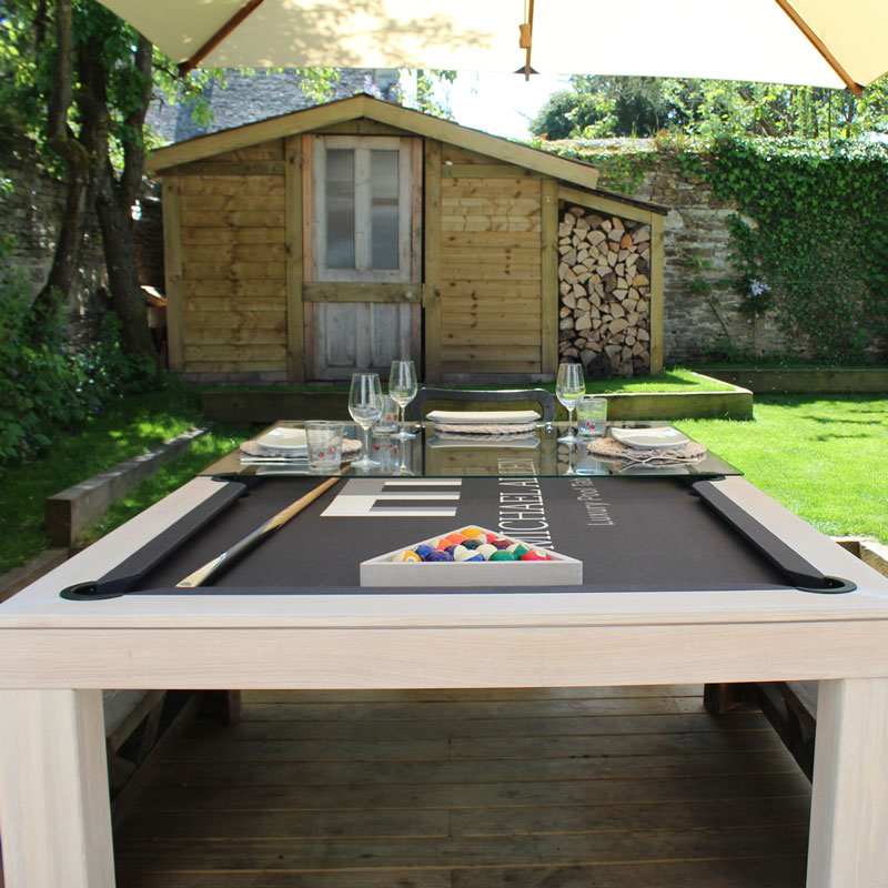 Outdoor pool table - Pool table images ...