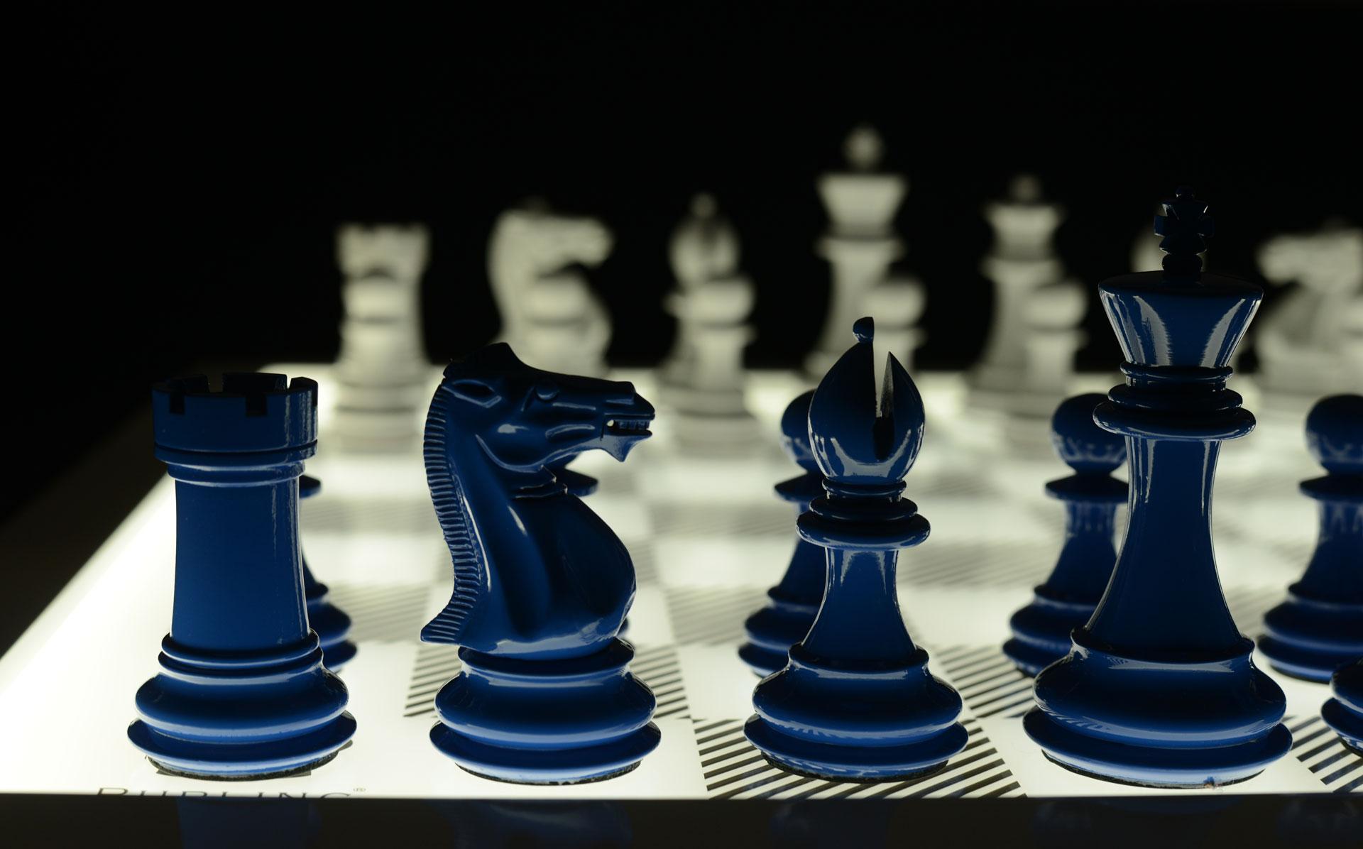 Dark Chess Set Pooltables Ch